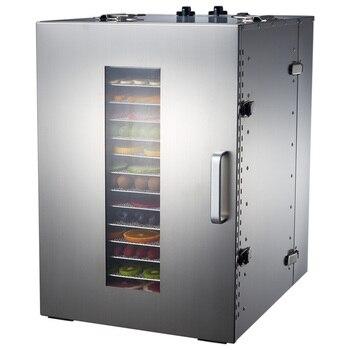 Коммерческий сушеные фрукты машина фрукты овощесушильный еда осушитель воздуха корм для животных барабан домой быстро крепкого здоровья э...