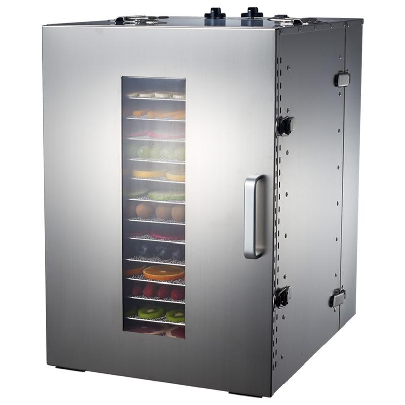 Commercial Fruits Secs Machine À Fruits Légumes Déshydrateur Pour Animaux De Compagnie Alimentaire Sèche-Maison Rapide Forte Santé Efficace Fruits Légumes Outils
