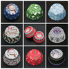 1000pcs Christmas Greaseproof Paper Cupcake Paper Muffin Case Cake Decorations Cupcake Boxes