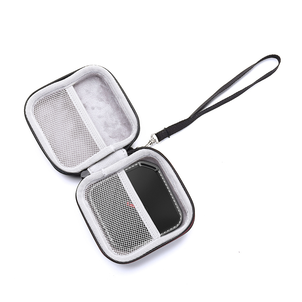 Newest EVA Carry Storage Cover Case for <font><b>SanDisk</b></font> Extreme 500 510 Portable <font><b>120GB</b></font> 240GB 250GB 480GB 500GB 1TB Extreme Portable <font><b>SSD</b></font> image
