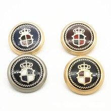 50pcs Metal Jeans Button Sewing Clothes Accessories Trousers Jean Decoration Antique Suit Coat Buttons