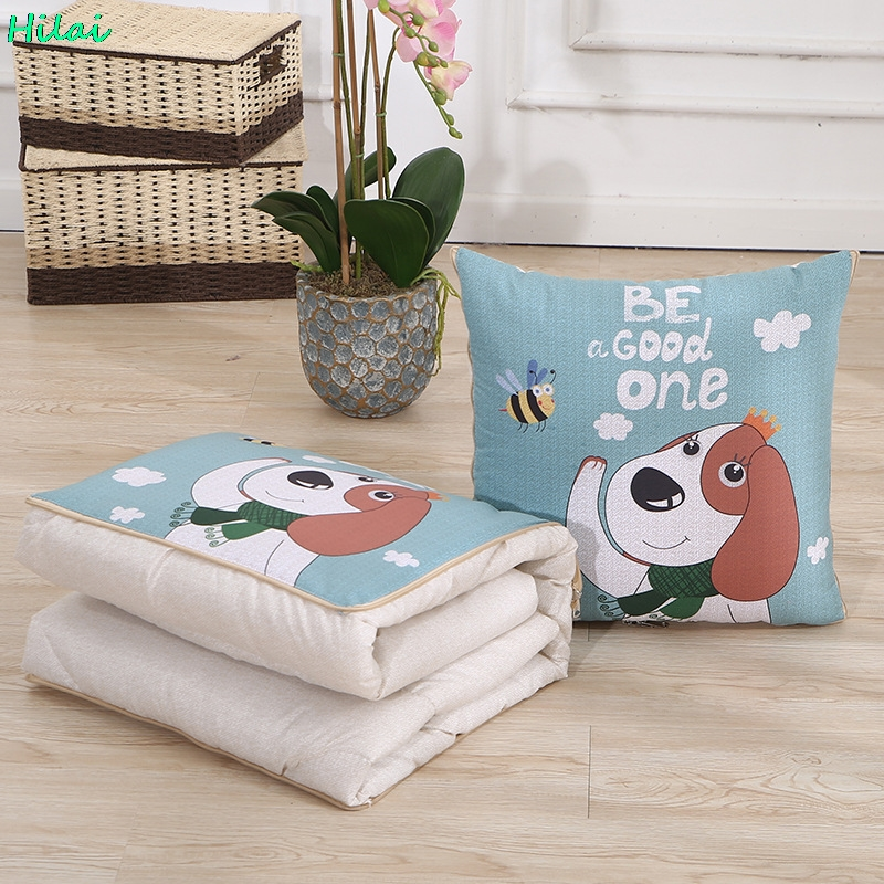Pets 2IN1 Pillow and quilt blanket