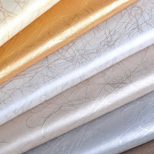 50x138cm Lighting Embossed PU leather Fabric by Meter Synthetic Faux Leather Fabric for DIY Bag Sofa Decorate Furniture Material цена