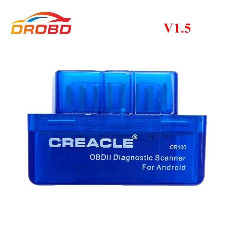 Lettore di Codice diagnostico-Strumento ELM327 V1.5 Mini OLMO 327 V1.5 Supporto Protocollo Completo Mini ELM327 V 1.5 Bluetooth OBD2 Scanner