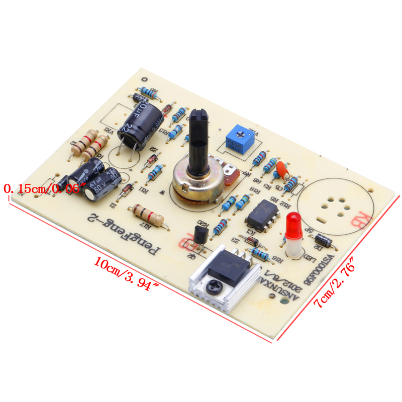 Soldering Iron Station Control Board Controller Thermostat A1321 For 936 New