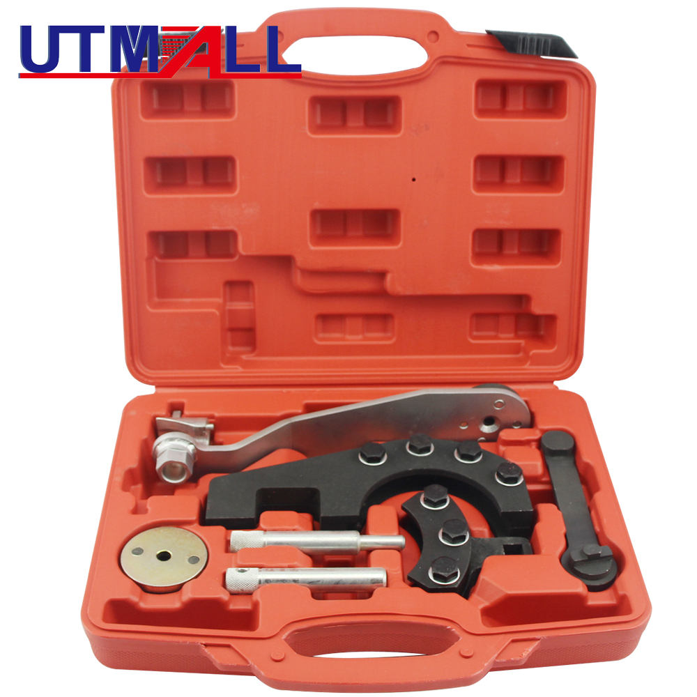 Diesel Engine Timing Tool Set For VW Touareg Transporter 2 5TDI PD And 4 9D TDI