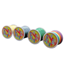 Topline Tackle 100M PE Braided Wire 4 Strands Multifilament Fishing line Super Strong Lines Japan For Carp
