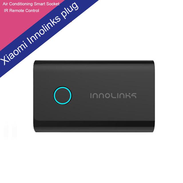 En la Acción! Xiaom Innolinksi Aire Acondicionado Socket Inteligente Con WiFi Timer Inalámbrico de Control Remoto IR