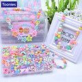 Perler Beads Handmade Set Girl Amblyopia Correction Beads Fashion Toys For Girl Jewelry Puzzle Developing Educational Toys Gifts