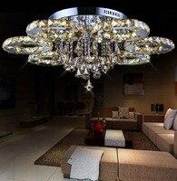 Crystal Chandelier Modern Lustres De Cristal Sala Modern Crystal Chandeliers Lampadario Lamp Lustres De Sala Lustres