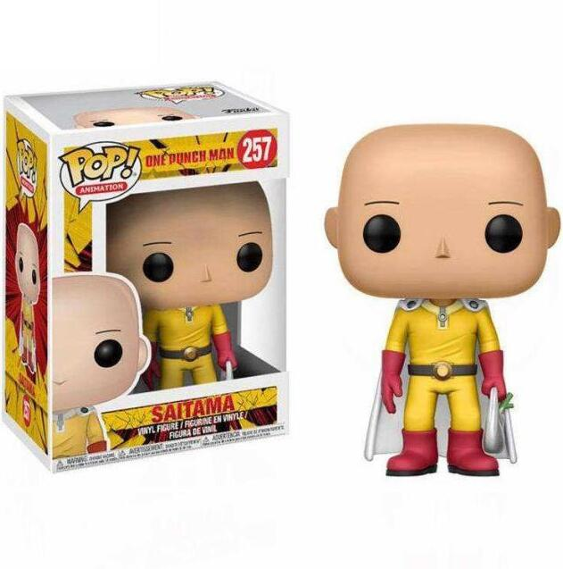 Funko POP One Punch Boy Dolls Collection Model Toy PVC Action Figures ONE PUNCH-MAN Kids Toy