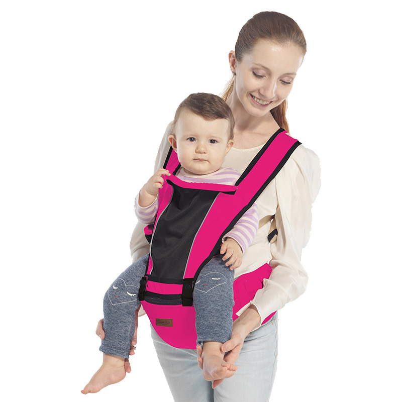 new Baby Carrier  All Carry Positions Waist Belt Sling Belt Kids Infant Hip Seat Breathable Backpack Pouch Wrap Kangaroo brand ergonomic baby carrier breathable front facing infant baby sling backpack pouch wrap baby kangaroo for baby newborn sling