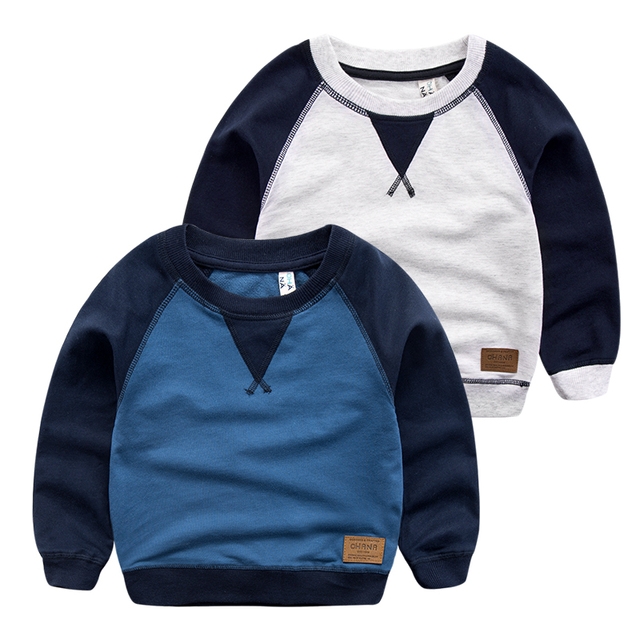 in the spring and autumn new kids children round neck sweater 2017 Korean turtleneck jacket baby crothet casual jacket