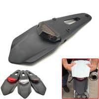 Motorcycle TailLight Dirt Bike Rear Fender Brake Stop LED Tail Light For HONDA CRF230F XR230 XR250 XR400 CRF 230F XR 150 250 230