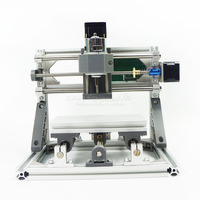 No Tax To Russia Disassembled Pack CNC 1610 PRO CNC Engraving Pcb Milling Machine Diy Mini