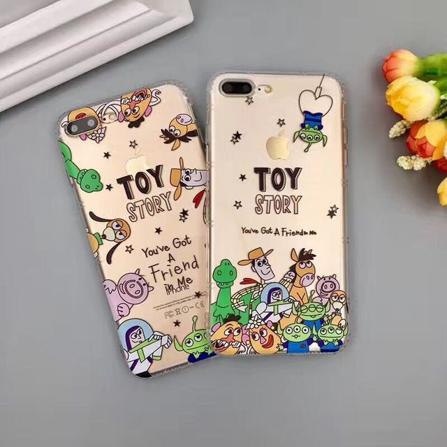 coque iphone 6 plus toy story
