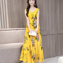 6d0b5a3d9a2df Buy boho yellow dress and get free shipping on AliExpress.com