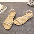 Women Sandals 2017 Flats Sandals Women Summer Shoes Beach Shoes Ladies Sandals