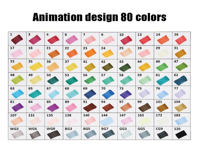 80 Animation design