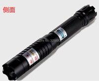 Starke Leistung Militär Blaue Laser-Pointer 100 watt 100000 mw 450nm Brennendes Streichholz/trockenes holz/kerze/schwarz/zigaretten + 5 caps Jagd