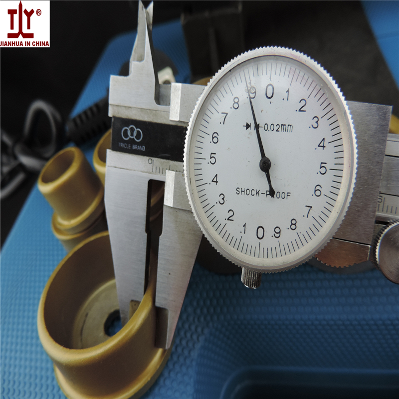 Temperatūros kontroliuojamas PPR suvirinimo aparatas, plastikinių - Suvirinimo įranga - Nuotrauka 3