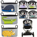 Hot Sales Cute Stroller Hang Bag Baby Car Hanging Basket Storage Waterproof Buggy Travel Cover Case 1Pc