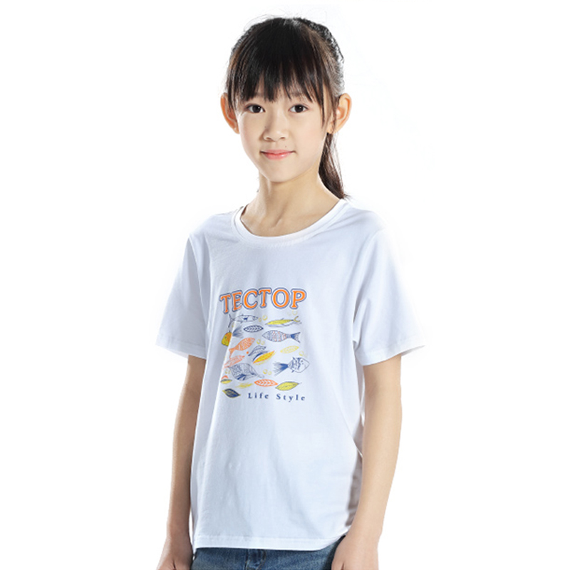 Tectop Luar Musim Panas Anak-anak Laki-laki Perempuan Katun Bernapas - Pakaian olahraga dan aksesori - Foto 2