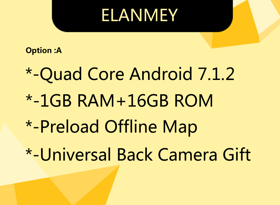 Discount Elanmey GPS 8-Core Bluetooth stereo android 8.1.0 car multimedia player for Subaru Forester 2015 multimedia radio no DVD Player 1