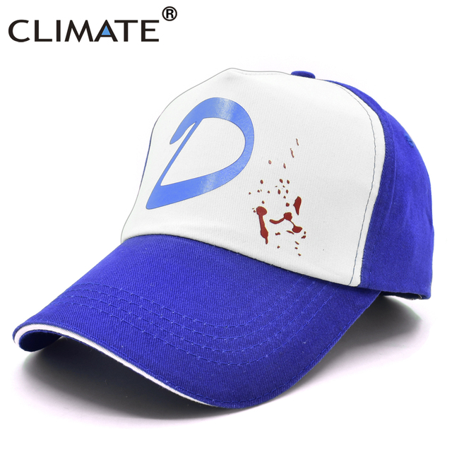 CLIMATE Clementine The Walking Die Game Cap Clementine Hat Cap Clem's Cosplay Trucker Cap Girl Coser Zombie Killer Cool Caps