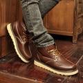 Primavera Otoño hombres zapatos masculinos ascensor cordón zapatos de los hombres populares de la tendencia de zapatos de moda casual zapatos planos de los hombres de envío gratis