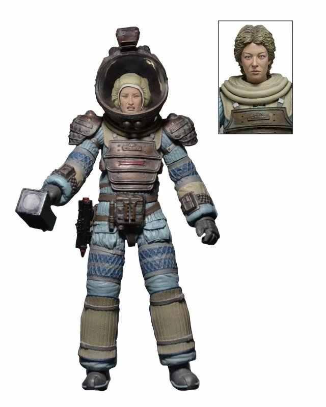 7 inch 18 cm NECA Aliens vs Predator Verbond Defiance Lambert Xenomorph Warrior Alien Action Figure Model Speelgoed