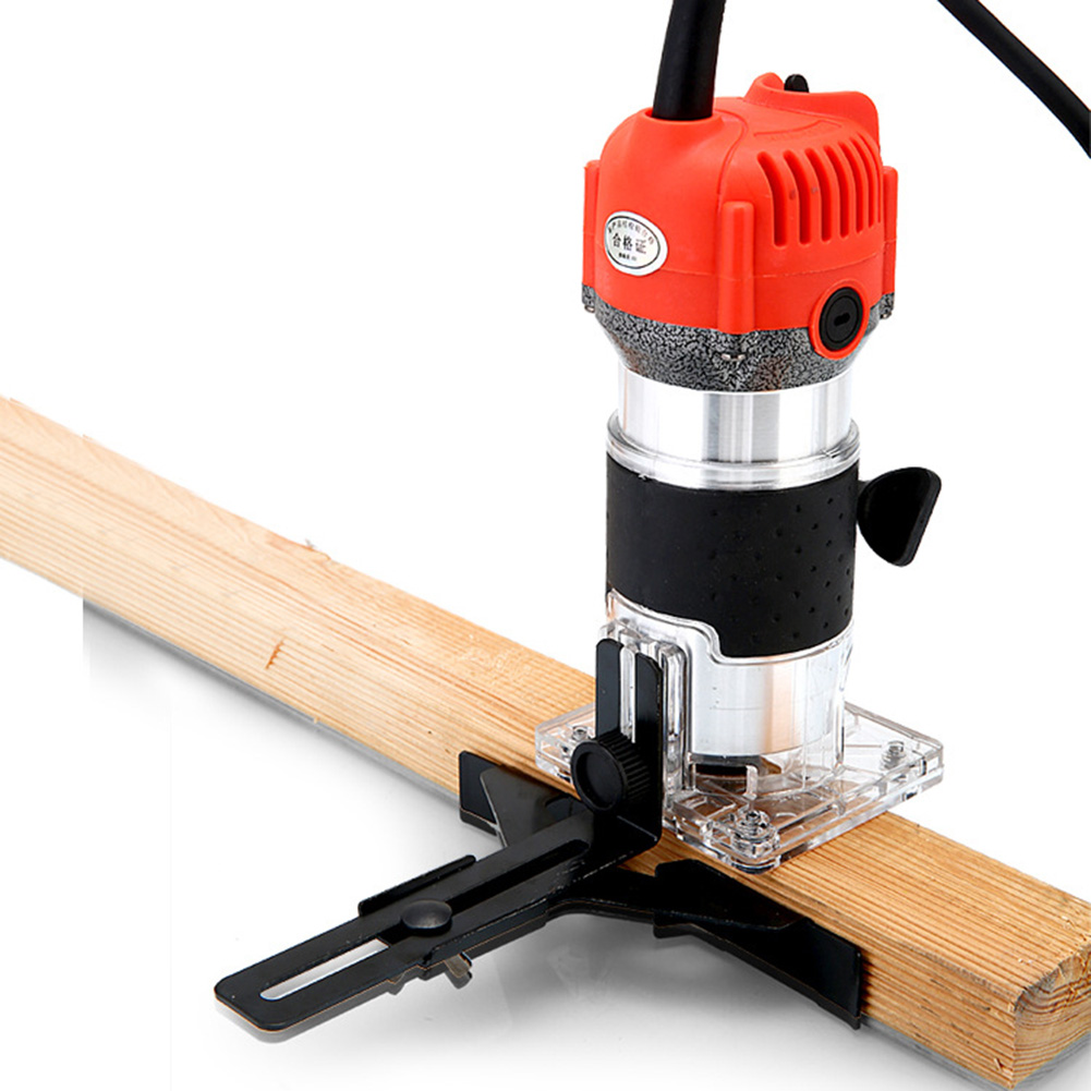 Hand Tool Slotting Engraving Machine Edge Trimmer Motor All Copper Woodworking Electric Wood Trimming Laminate EU/US PlugHand Tool Slotting Engraving Machine Edge Trimmer Motor All Copper Woodworking Electric Wood Trimming Laminate EU/US Plug