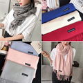Size 190*70cm, 2016 new Autumn/Winter Long section cashmere scarf women Warm shawls and scarves skyour