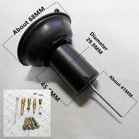 New Carburetor Carb Diapharagm Assembly W/ Repair Kit for HONDA STEED SHADOW VT