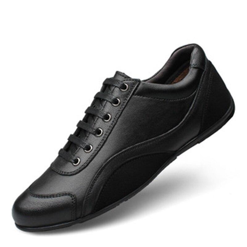 Simples Cuir Occasionnels Velours Plus Fond Affaires Cotton Lumière Taille En Hiver De Mou Grande Chaussures Chaudes Single Hommes Casual BOzBSq