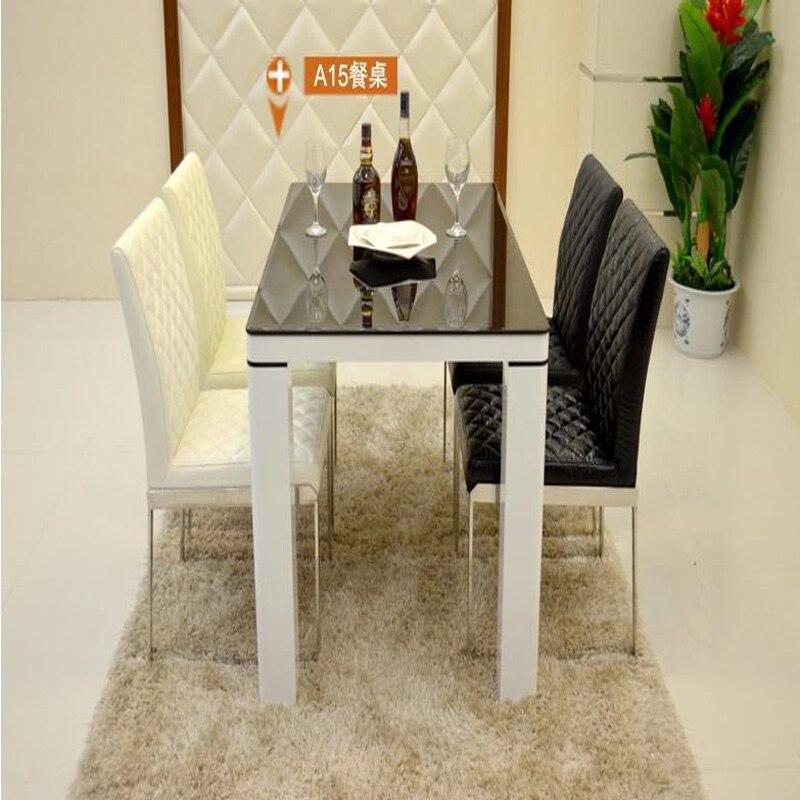 Nouvelle Mode En Cuir  manger chaise salon meubles chaise en