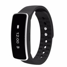 brand Unisex men Lady watch Smart Wrist Band Sleep Sports Fitness Activity Tracker Pedometer BraceletWhloesale free