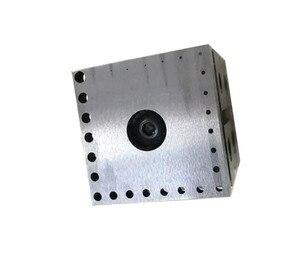 Image 2 - משלוח חינם מרתק stake בלוק קטן חורים שעון כלי שענים מסמרות כדי 3.6mm סדן