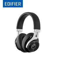 EDIFIER W855BT Bluetooth Headphones HIFI Over Ear Noise Isolation Bluetooth 4 1 Headphone With Microphone Support