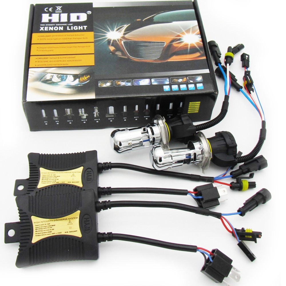Hot Sale Hid Headlight 55w Conversion Kit H1 H3 H4 H7 H11 9005 9006 9004 Wire Diagram Connections 880 881 7