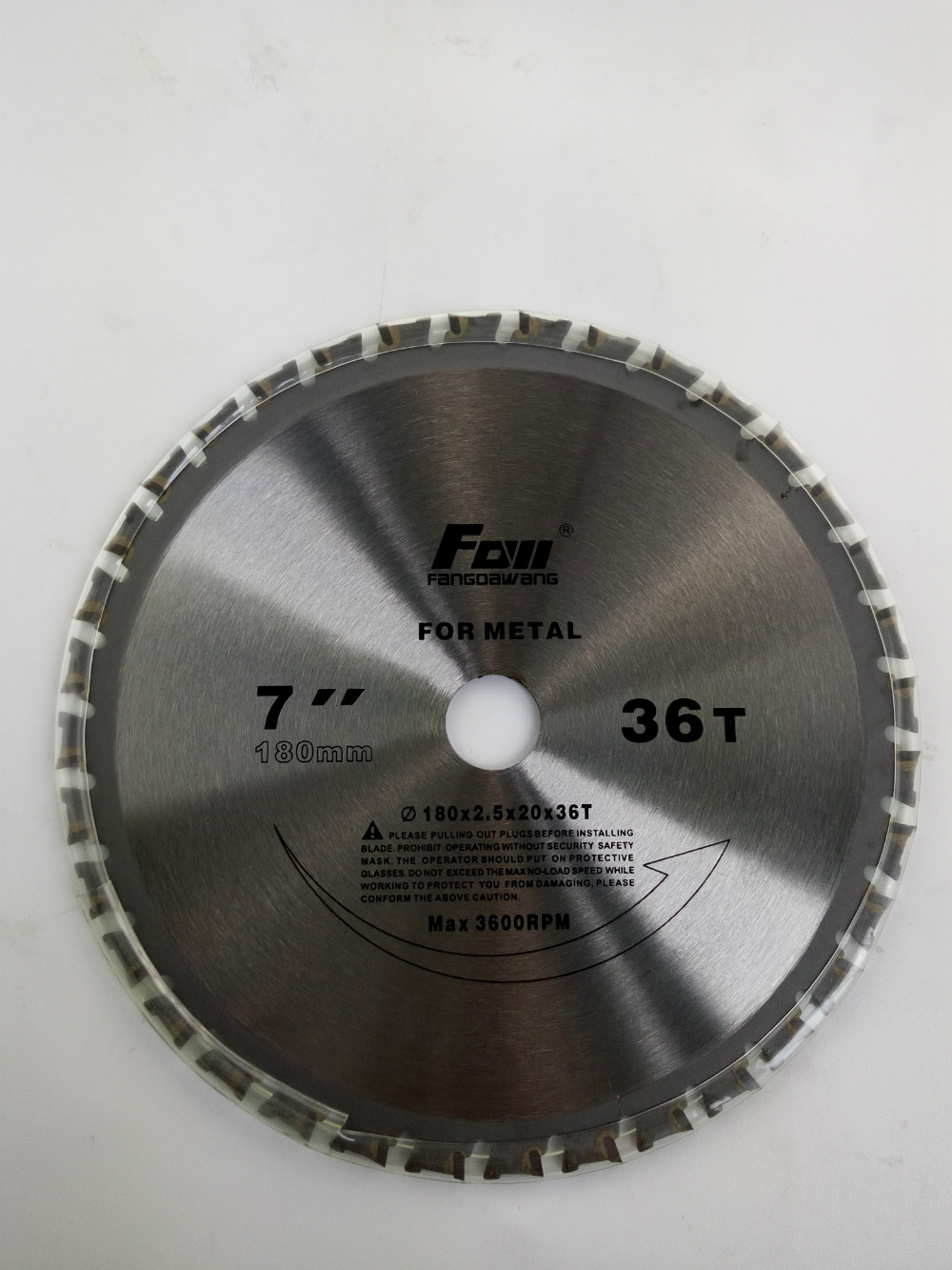 Free shipping fangdawang 7inch 36t tct saw blade for metal in saw free shipping fangdawang 7inch 36t tct saw blade for metal in saw blades from tools on aliexpress alibaba group greentooth Gallery