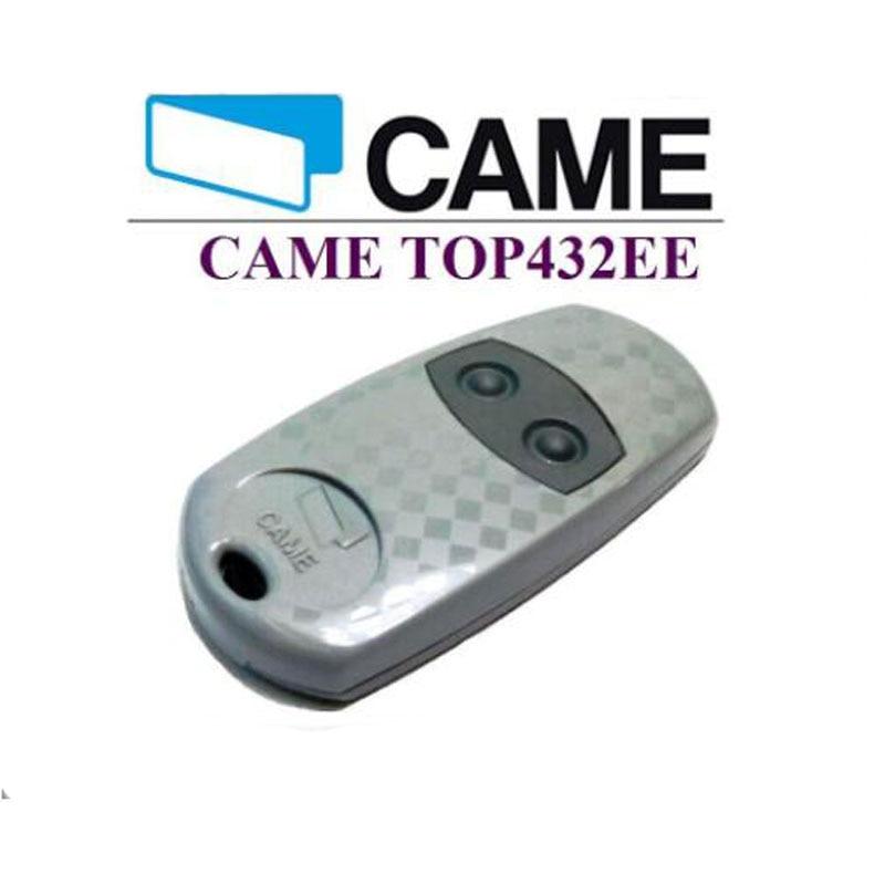 CAME TOP 432EE Cloning compatible garage door Remote Control 433MHz top quality cloning