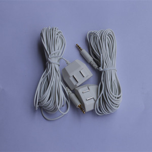 Image 3 - 2 ชิ้น/ล็อต Water Leak Detection Sensor เซ็นเซอร์สายเคเบิลสายไฟสำหรับน้ำน้ำท่วม Leakage Detection Alarm ระบบ WLD 805,WLD 806, WLD 807