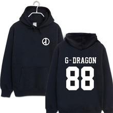 bigbang big bang bangtan bang tan G Dragon Hoodie D Lite T.o.p Kpop T.o.p  k-pop korean style ulzzang harajuku moletom feminino