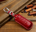 Key holder FOR Mazda 3 mazda 6 CX-5 CX-7 CX-9 Atenza Axela leather car key chain key case ,key holder,key cover 3 buttons