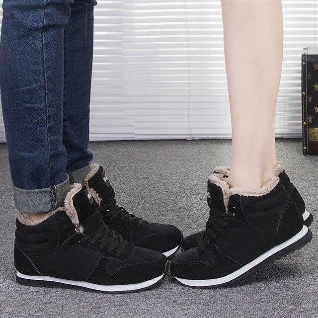 Men's Ankle Winter Shoes 4