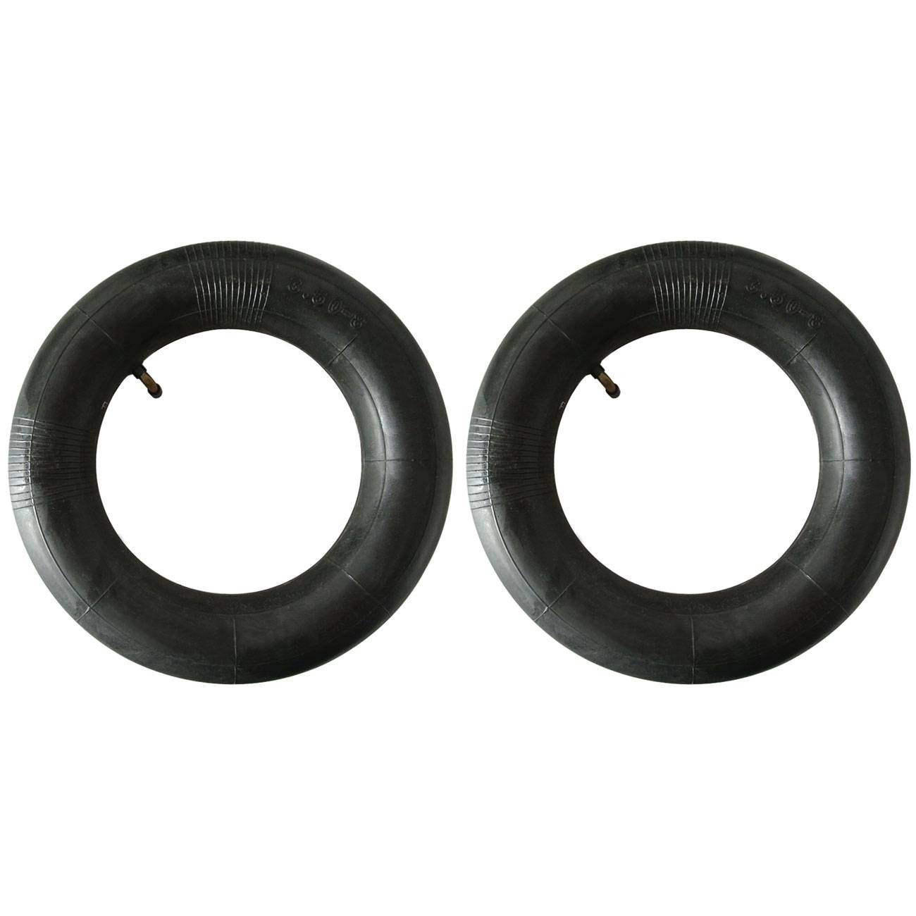 2pcs 3.50/8 Inner Tube For Gas Electric Scooter Bike
