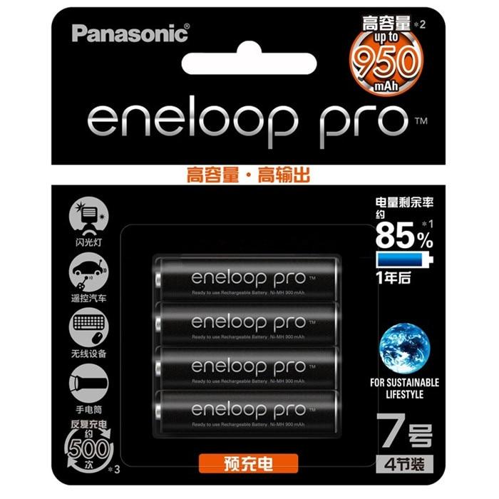 Panasonic pro высокая прозрачность и Ёмкость 950 мА/ч, 4 шт./упак. батареи сделано в Японии Бесплатная доставка Металл гидридных или никель предзаряженный Перезаряжаемые элементов питания типа AAA|battery a|aaa batteryaaa rechargeable battery | АлиЭкспресс