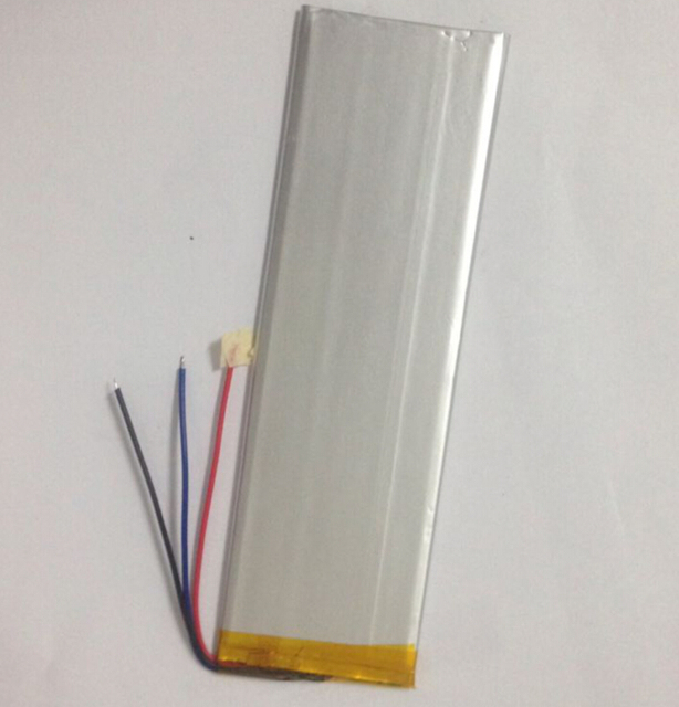 """3Cables Inner Exchange Battery 2800mAh for 7"""" Irbis TX18 TX21 TX27 TX69 TX71 TX77 TX50 TX55 3G polymer lithium Replacement"""