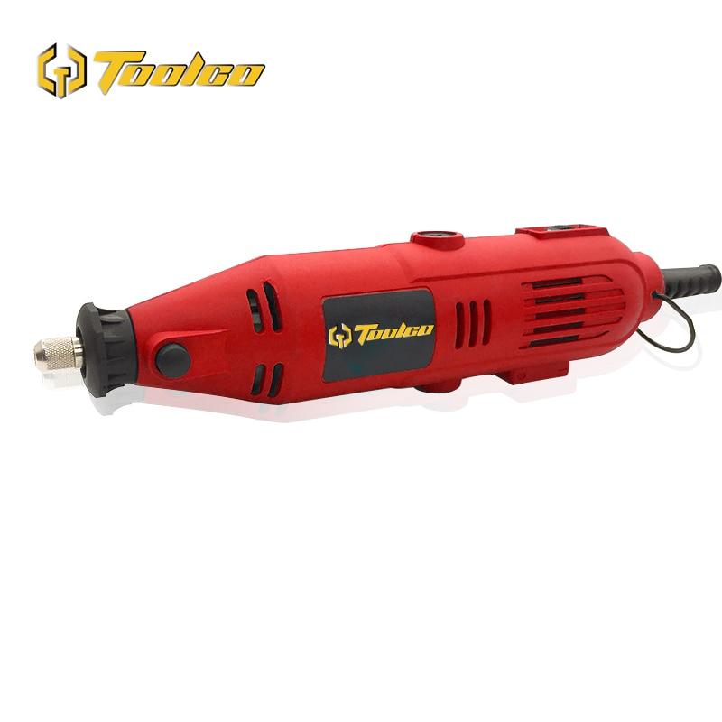 Toolgo 135W Electric Die Grinder Engraver Polishing Machine Variable Speed Dremel Rotary Tool Mini Drill